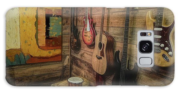 Wall Of Art And Sound Galaxy Case