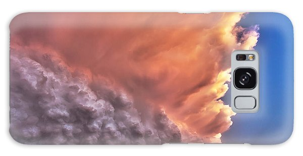 Wall Of Boiling Clouds Galaxy Case