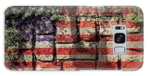 Wall Of Liberty Galaxy Case
