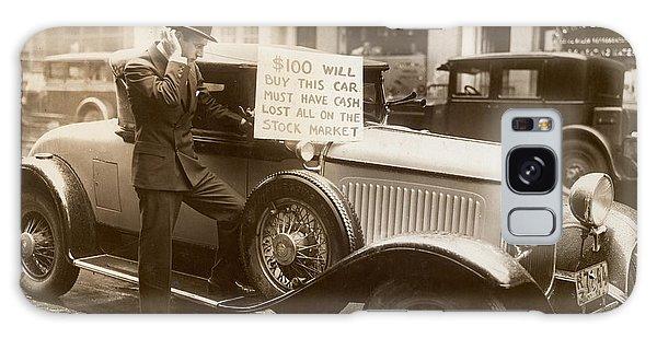 Wall Street Crash, 1929 Galaxy Case