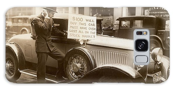 Wall Street Crash, 1929 Galaxy Case