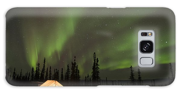 Wall Tents And Aurora Galaxy Case
