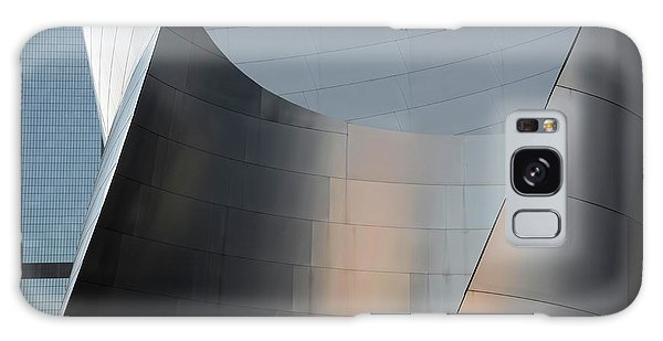 Walt Disney Concert Hall Galaxy Case - Walt Disney Concert Hall 23 by Bob Christopher