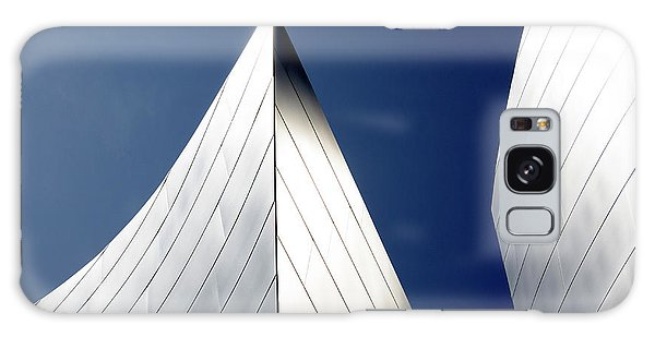 Walt Disney Concert Hall Galaxy Case - Walt Disney Concert Hall 41 by Bob Christopher