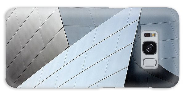 Walt Disney Concert Hall Galaxy Case - Walt Disney Concert Hall 9 by Bob Christopher