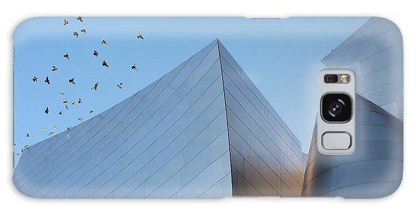 Walt Disney Concert Hall Los Angeles California Architecture Abstract Galaxy Case by Ram Vasudev