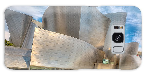 Walt Disney Concert Hall Galaxy Case - Walt Disney Concert Hall - Los Angeles by Jim Carrell