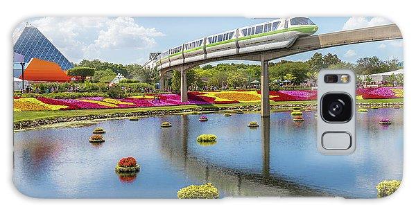 Walt Disney World Epcot Flower Festival Galaxy Case