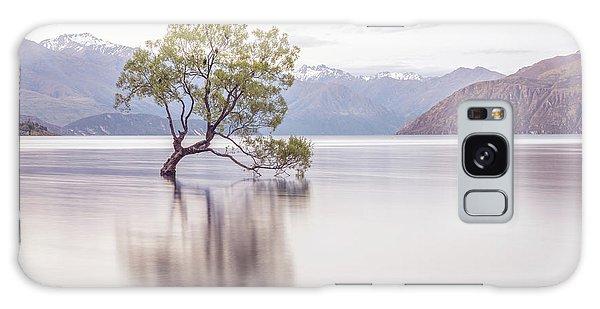 Wanaka Tree Galaxy Case by Racheal Christian