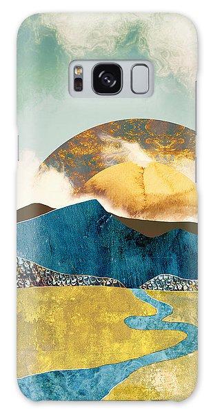 Landscape Galaxy Case - Wanderlust by Katherine Smit