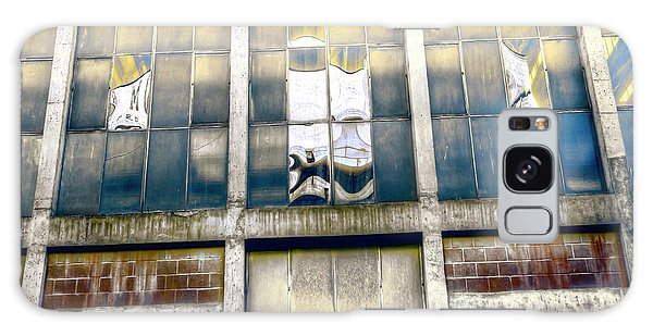 Warehouse Wall Galaxy Case by Wayne Sherriff