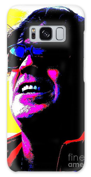 Warhol Robbie Galaxy Case