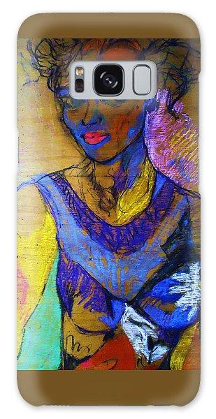 Warhol Simone Galaxy Case