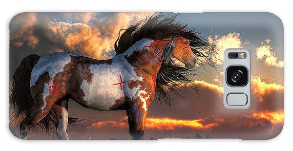Warhorse Galaxy Case by Daniel Eskridge