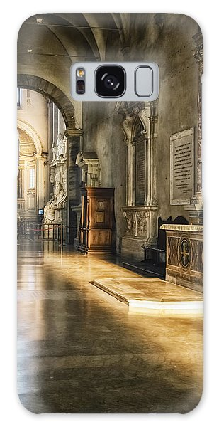 Galaxy Case featuring the photograph Warm Glow by Joan Carroll