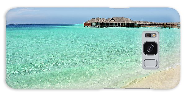 Warm Welcoming. Maldives Galaxy Case