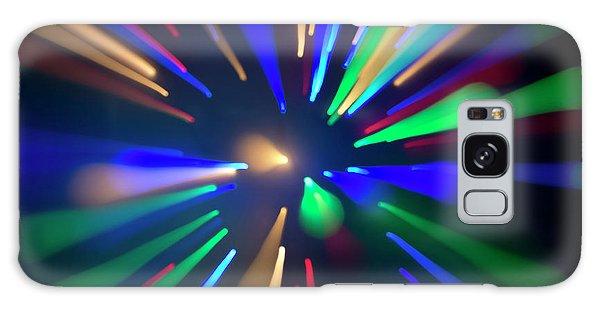 Warp Speed Galaxy Case