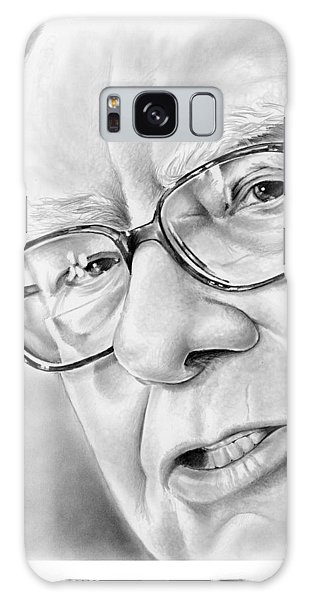 Warren Buffett Galaxy Case by Greg Joens