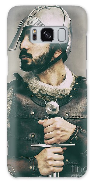 Cosplay Galaxy Case - Warrior by Amanda Elwell
