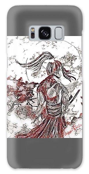 Warrior Moon Anime Galaxy Case by Vennie Kocsis