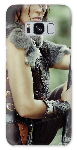 Cosplay Galaxy Case - Warrior Princess In Battle by Amanda Elwell