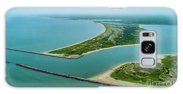 Washburns Island Galaxy Case