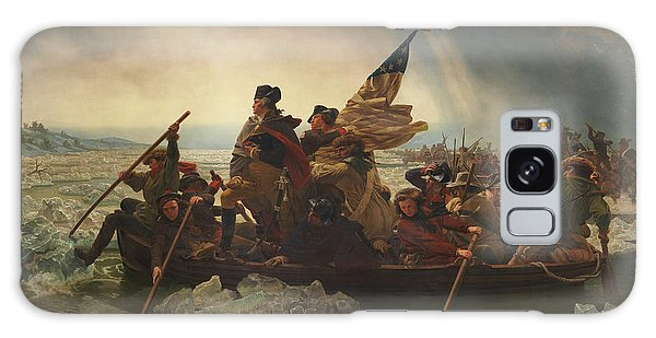 Washington Crossing The Delaware Galaxy Case by War Is Hell Store