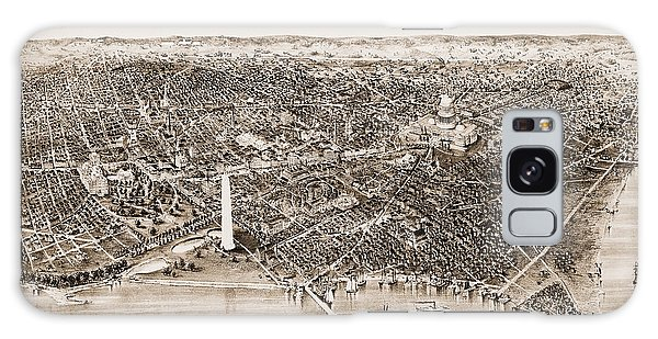 Washington D.c Galaxy Case - Washington D.c., 1892 by Granger