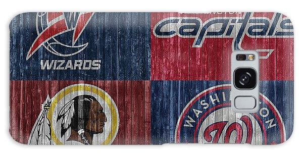 Washington Dc Sports Teams Galaxy Case