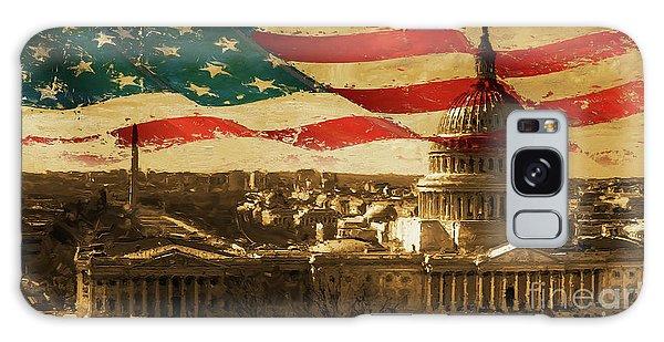 Washington Dc Usa 002 Galaxy Case by Gull G