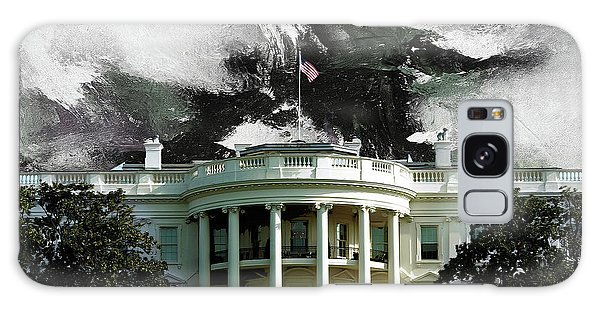 Washington Dc, White House Galaxy Case by Gull G