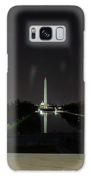Washington Monument 2 Galaxy Case