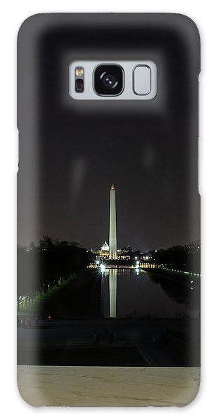 Washington Monument 2 Galaxy Case