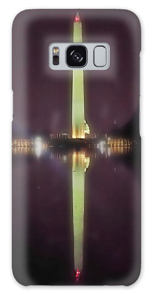 Washington Monument Galaxy Case