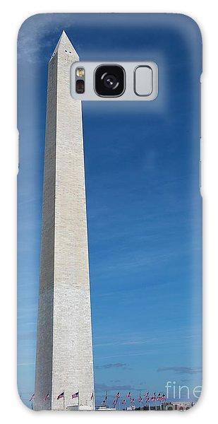 Washington Monument Galaxy Case