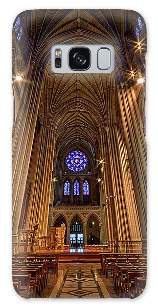 Washington National Cathedral Crossing Galaxy Case