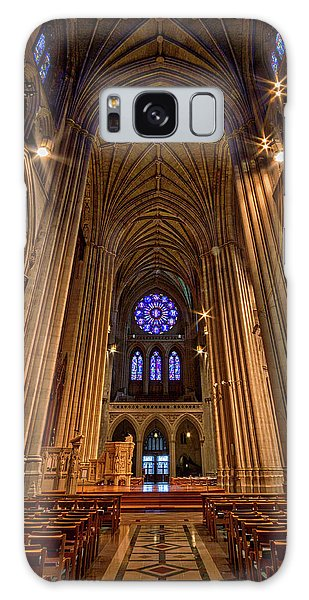 Washington National Cathedral Crossing Galaxy Case