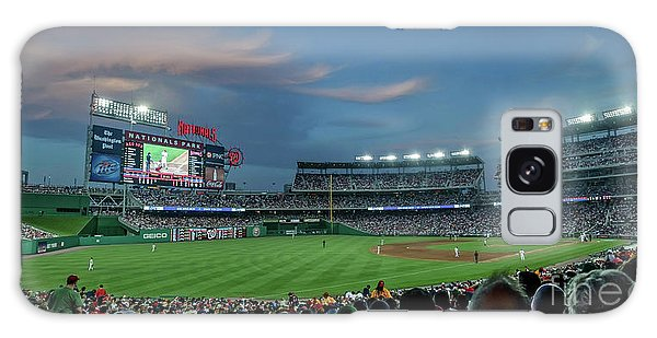 Washington Nationals In Our Nations Capitol Galaxy Case