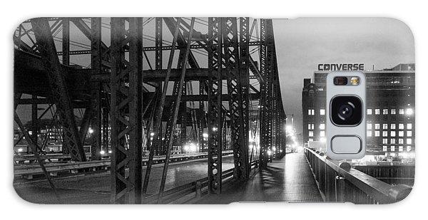 Galaxy Case featuring the photograph Washington Street Bridge by SR Green