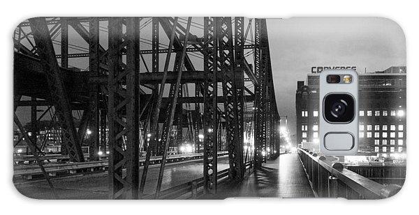 Washington Street Bridge Galaxy Case