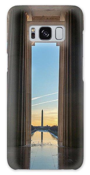 Washington Through Lincoln Galaxy Case