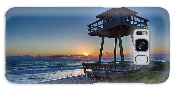 Watch Tower Sunrise 2 Galaxy Case
