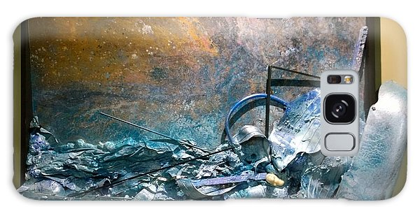 Water Abstract #31017 Galaxy Case