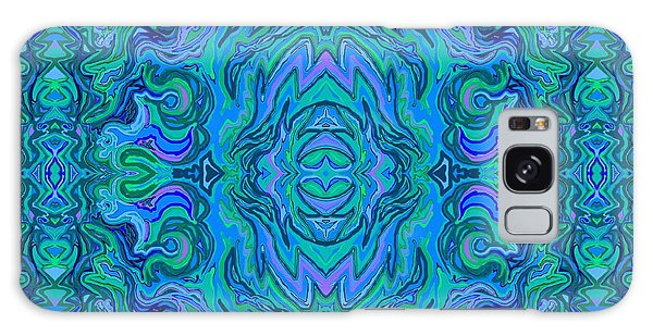 Water Art Pattern  Galaxy Case