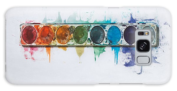 Professional Galaxy Case - Water Colors by Scott Norris