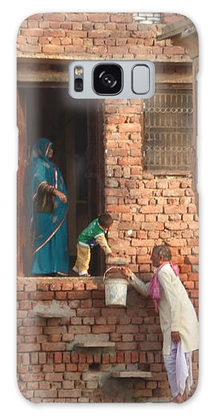 Water Delivery In Vrindavan Galaxy Case