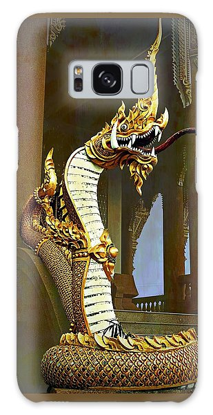 Water Dragon-  Phaya Naga Galaxy Case