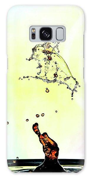 Water Drop #10 Galaxy Case