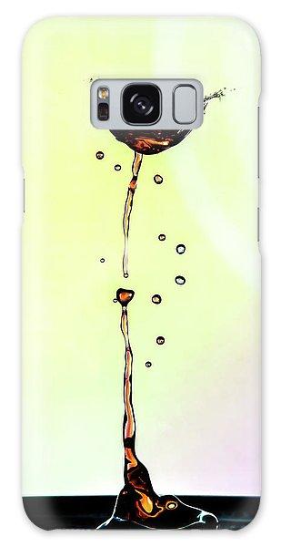 Water Drop #9 Galaxy Case