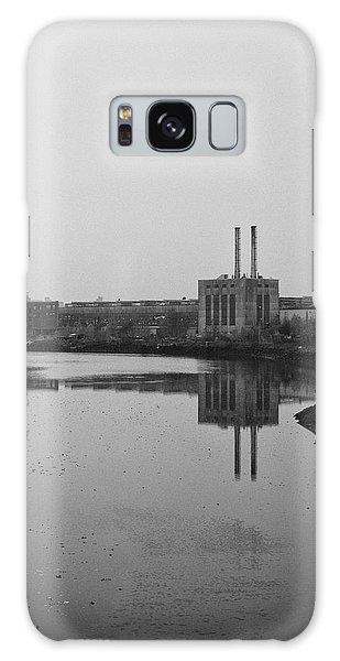 Water Factory Galaxy Case by Lora Lee Chapman